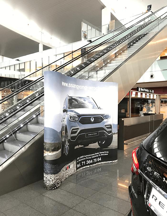 Druk Wrocław materiały reklamowe