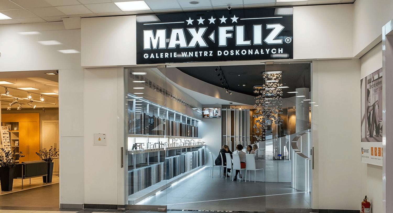kaseton reklamowe dla max-fliz