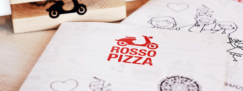 logo dla rosso pizza