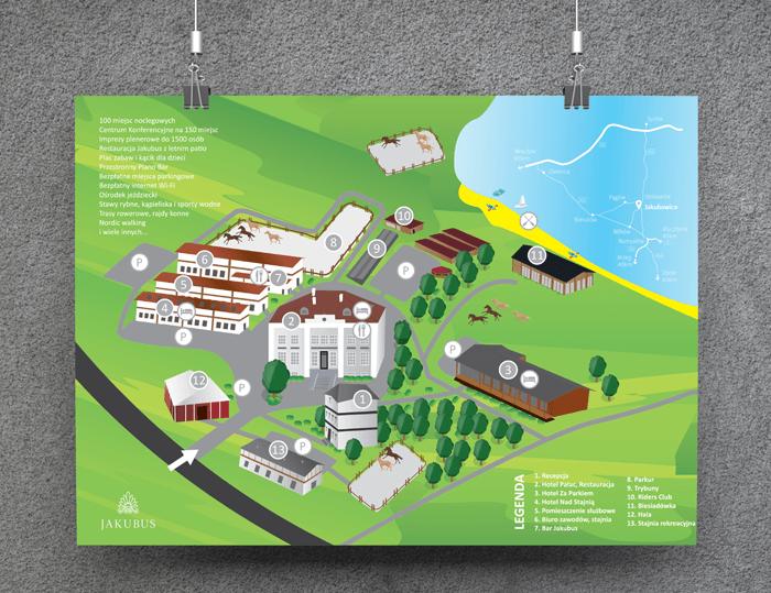 projekty map