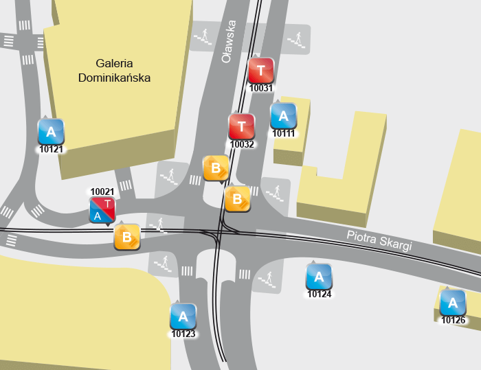 mapy projekty graficzne