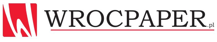 logo dla gazety wrocpaper