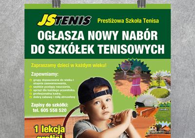 materiały reklamowe js-tenis