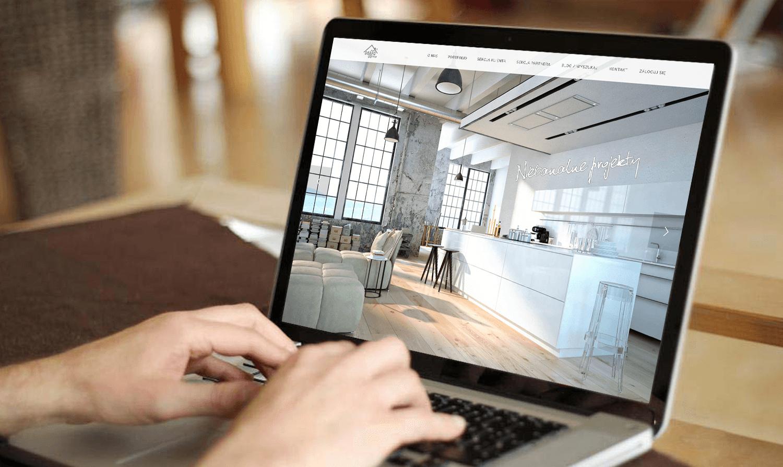 strona internetowa soffa design