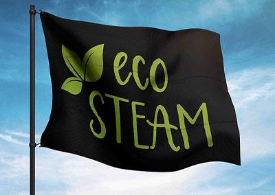 Identyfikacja wizualna dla Eco Steam